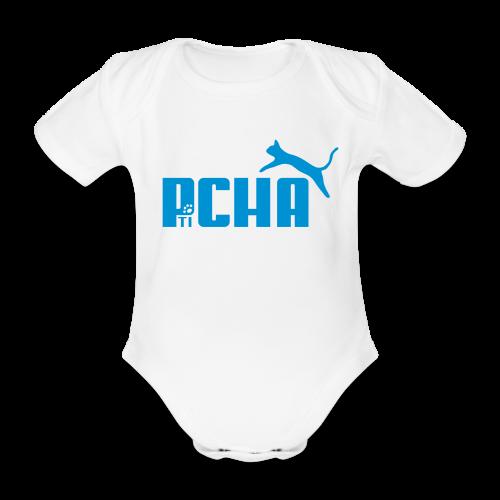 Body PTICHA - Body bébé bio manches courtes