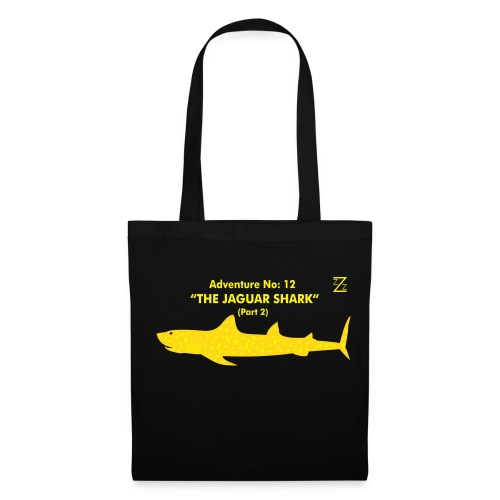 Adventure No.12 The Jaguar Shark - Tote Bag