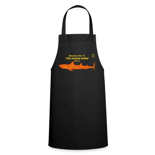 Adventure No.12 The Jaguar Shark - Cooking Apron