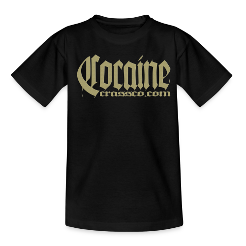 Cocaine - Teenager T-Shirt