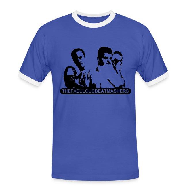 Fabulous Beatmashers Football Shirt b/w