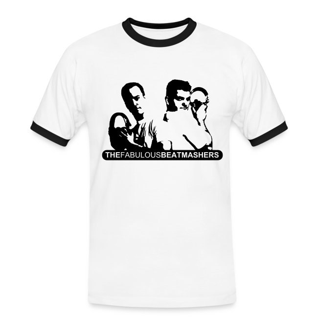 Fabulous Beatmashers Football Shirt b/w