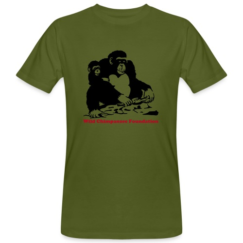 WCF Men Earth Positive Shirt - Men's Organic T-Shirt