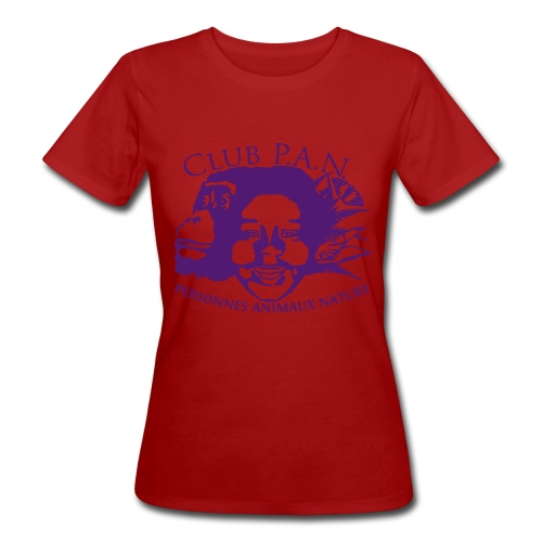 Club P.A.N. Women Earth Positive Shirt - Women's Organic T-Shirt