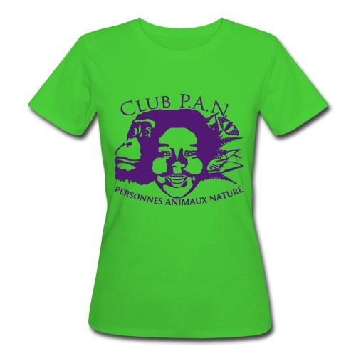 Club P.A.N. Women Earth Positive Shirt - Women's Organic T-Shirt