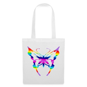 love multi coloured - Tote Bag