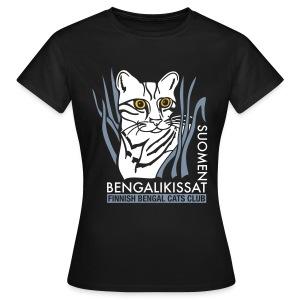 Tyyppi 2 - naisten klassinen t-paita - Naisten t-paita