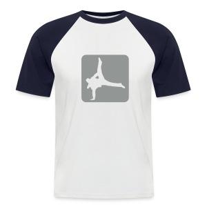 Break Dancin' - Men's Baseball T-Shirt