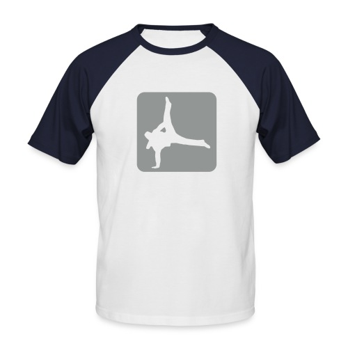 Break Dancin' - Men's Baseball T-Shirt