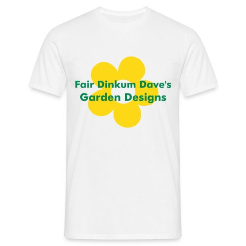 Fair Dinkum Dave - Men's T-Shirt