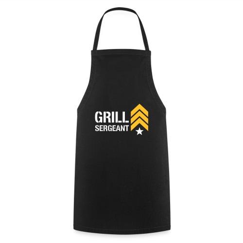 grill sergeant - Kochschürze