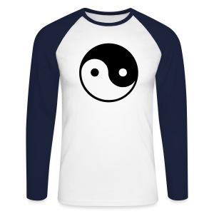 Tai Chi - Men's Long Sleeve Baseball T-Shirt