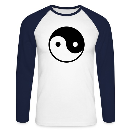 Tai Chi - Men's Long Sleeve Baseball T-Shirt