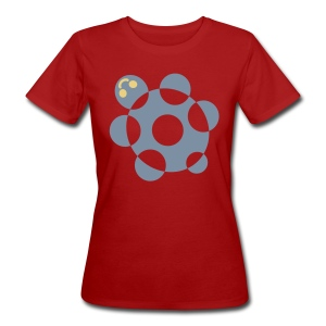 tartashirt - T-shirt ecologica da donna