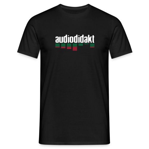 audiodidakt - Männer T-Shirt
