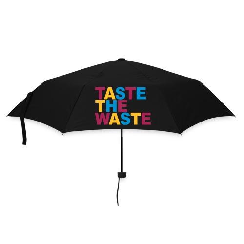 Taste the Waste - Regenschirm (klein)