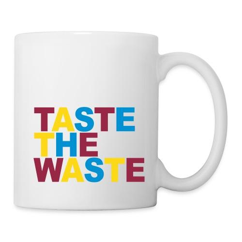 Taste the Waste - Tasse