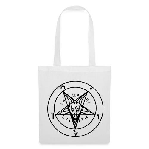 Torba Pentagram - Torba materiałowa