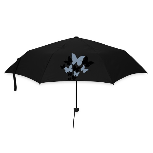 silver /black  - Umbrella (small)