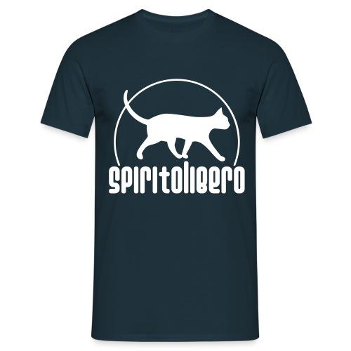 T-Shirt classica Spirito Libero - Maglietta da uomo