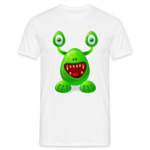 Monster 3 - Men's T-Shirt