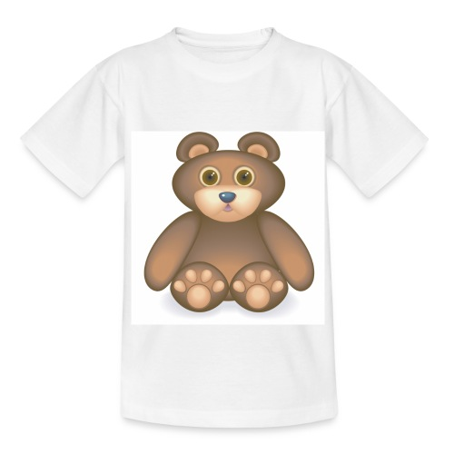 02 Ted - Teenage T-shirt