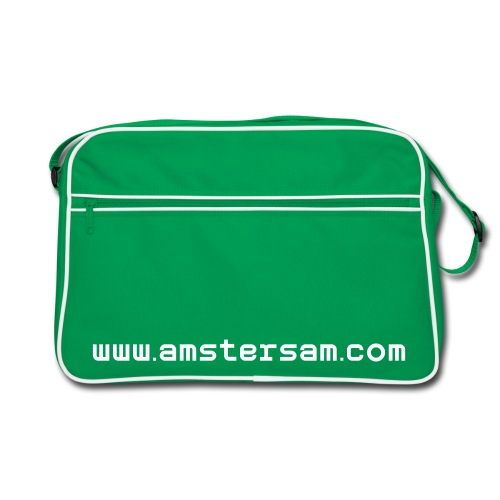 'AmsterSam' Retro Bag Brown - Retro Bag