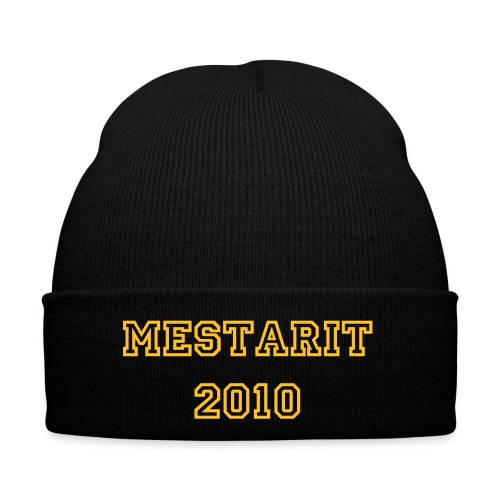 Mestarit 2010 Pipo - Winter Hat