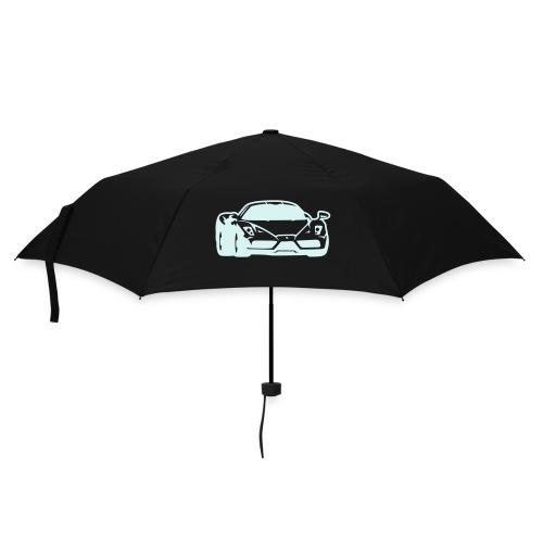 Parapluie standard - impression reflechissant(fluo)