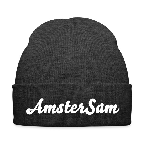Winter cap 'AmsterSam'.  - Winter Hat