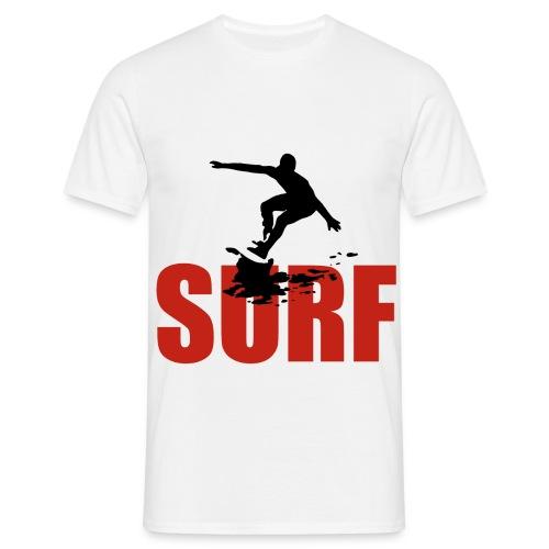 Tee shirt surf - T-shirt Homme