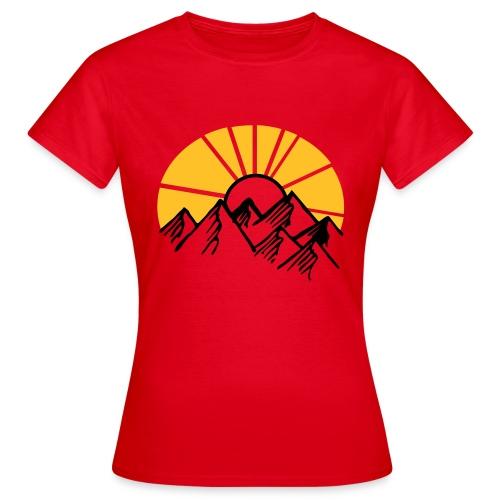 dawn - Camiseta mujer