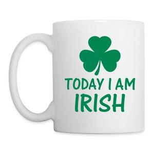 Tasse bedruckt - Irish Coffee - Tasse