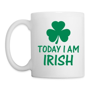 Tasse bedruckt - Irish Coffee - Tasse