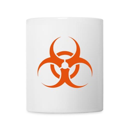 Tasse bedruckt - Biohazard - Tasse
