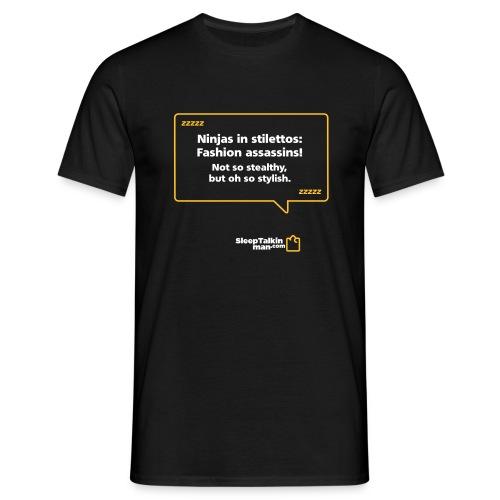 MENS: Fashion assassins - Men's T-Shirt