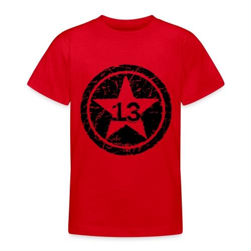 Big Star 13 - Teenage T-Shirt