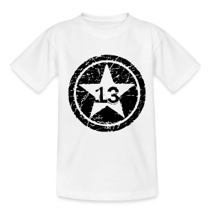 Big Star 13 - Teenage T-shirt