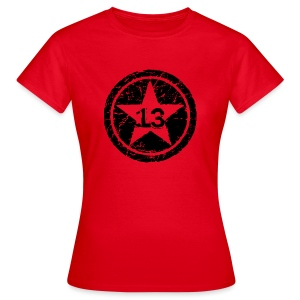 Big Star 13 - Women's T-Shirt