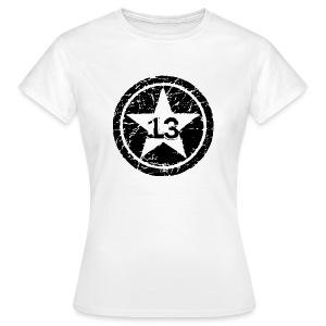 Big Star 13 - Women's T-Shirt