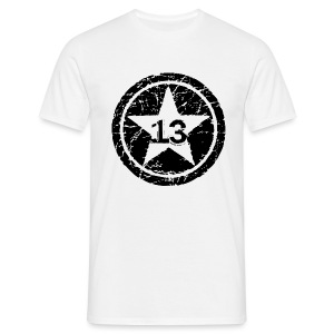 Big Star 13 - Men's T-Shirt