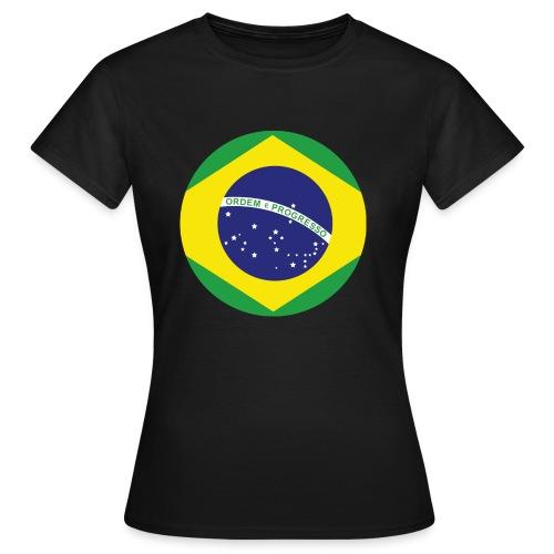 Brazil - T-shirt Femme