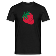 Tee shirts ~ Tee shirt Homme ~ Strawberry Men