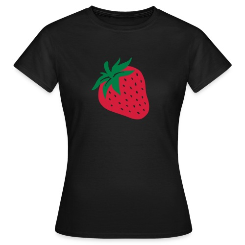 Strawberry women - T-shirt Femme