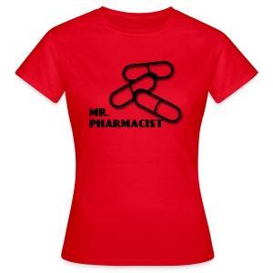 Mr. Pharmacist - Women's T-Shirt