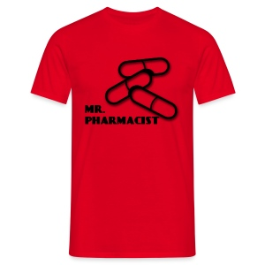 Mr. Pharmacist - Men's T-Shirt