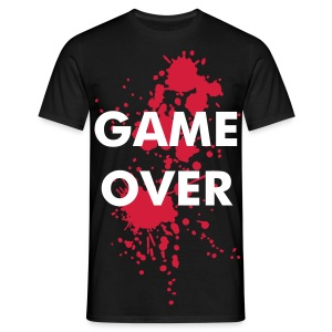 game over homme - T-shirt Homme