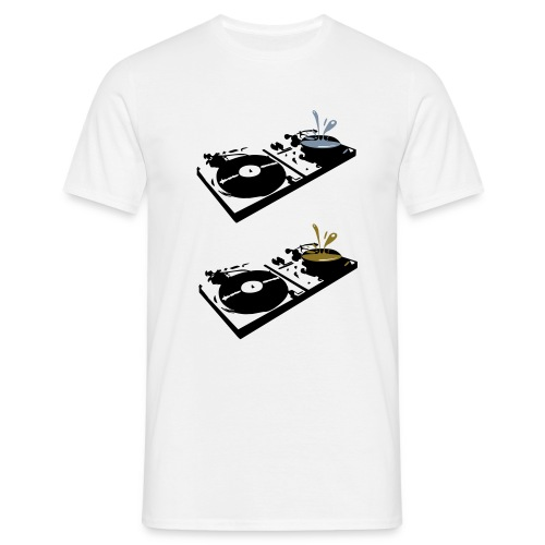 Platos - Camiseta hombre