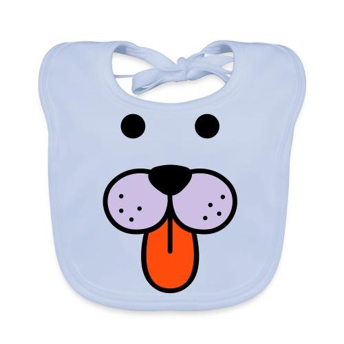 Bavoir chien boby - Bavoir bio Bébé