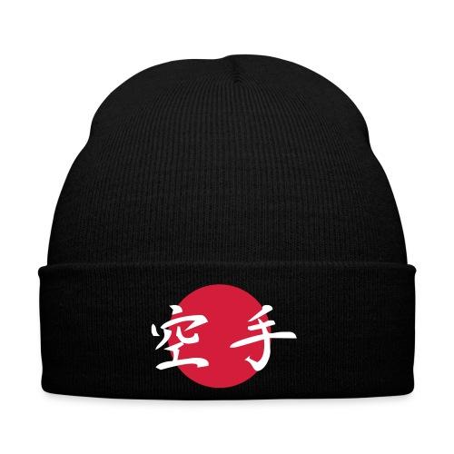 Cappellino Invernale Karate  - Cappellino invernale